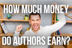 """A common question I see on Facebook or in writing groups from newbie authors is, """"How much can I expect to earn publishing my book?"""" This is a pretty easy question to answer, but it mig…"""