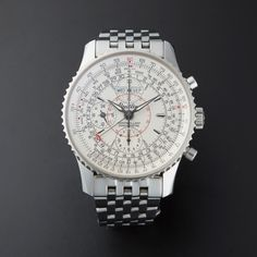 Breitling Navitimer Montbrilliant Automatic // A21330 // Pre-Owned