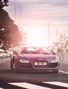 Audi R8 ShmeeMobile
