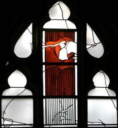 Modern German Stained Glass, Johannes Schreiter