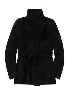 Baboon Spencer Wool Coat