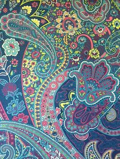 Hippie Runner - SOUTHERN PAISLEY, $8.00 (http://www.hippierunner.com/southern-paisley/)