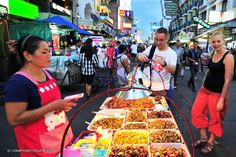 Thai street food is disappearing from many parts of the city, better grab it now while you have the chance.. Holidaydentalthailand