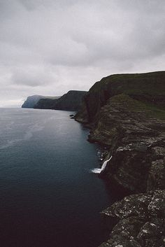 this coastline, i love the sea #explore #coastlines