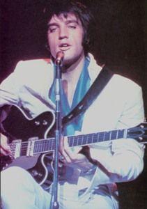 Elvis Presley In Concert......Concerts In Pictures 1969