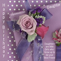 The 78 best birthday images on pinterest birthday cards happy happy birthday dear daughter daughters are little girls who grow up to be your best friend share free birthday cards for daughter m4hsunfo