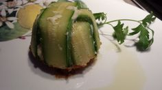 Le ricette della Lady: sformatini di pesce spada e zucchine