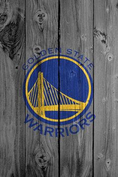 Warrior logo on fence