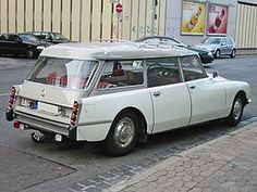 Citroën ID/DS - Wikipedia