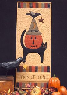 Trick or Treat Wall Quilt