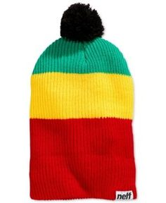 Neff Snappy Ombre Striped Beanie  -