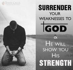 Amen. <>< Real men cry and pray.