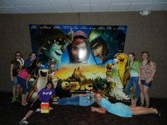 The movie EPIC was great for my daughter's 13th birthday party!