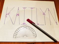5 Activities for Teaching Angles Challenge your students/children to find the angles in their names. In order to connect math skills to real life (personal connection with the name) :) Math Strategies, Math Resources, Math Activities, Geometry Activities, Educational Activities, Geometry Games, Therapy Activities, Math Teacher, Math Classroom