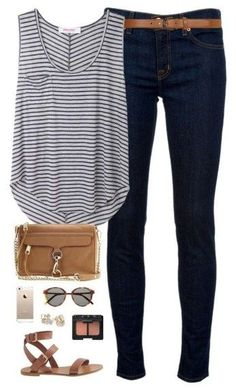 Popular Summer Polyvore Outfits Ideas 09