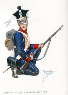 Fusillier 4 Infantry Regiment