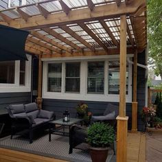 48 backyard porch ideas on a budget patio makeover outdoor spaces best of i like this open layout like the pergola over the table grill 37 Backyard Patio Designs, Backyard Pergola, Pergola Shade, Patio Roof, Pergola Designs, Pergola Ideas, Patio Ideas, Porch Ideas, Backyard Ideas