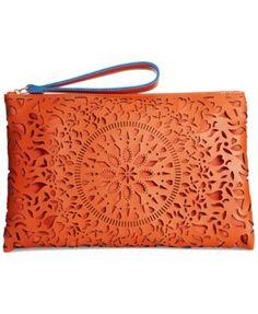 6972c9c55520 Carlos by Carlos Santana Kailee Wristlet Clutch Oversized Handbags