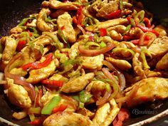 Discover what are Chinese Meat Cooking Slovak Recipes, Meat Recipes, Chicken Recipes, Cooking Recipes, Healthy Recipes, Czech Recipes, Ethnic Recipes, Good Food, Yummy Food