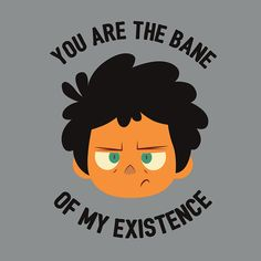 Camp Camp Bane of Existence Shirt