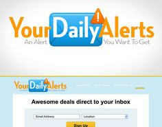 Use Your Creativety for a Unique Daily Deals Site. by Arc Designers