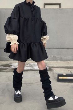 source: from nyeong.e on IG Korean Fashion, High Fashion, Womens Fashion, Fashion Art, Spring Fashion, Mode Outfits, Fashion Outfits, Fashion Tips, Mode Lookbook