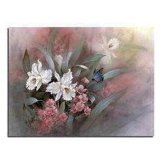 Абстрактный цветок 40 x 30 алмазов живопись вышивка комплект квадратных сверла вставить живопись unfinish оформление номера купить на AliExpress