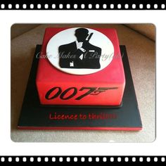 James Bond Wedding Cake | 89 posts and 6 followers since Jun 2012