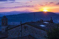 Sunset by Agnese Caliò on 500px