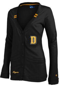 DEPAUW University Tigers Women's Heritage Cardigan