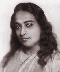Paramhansa Yogananda (January 5, 1893 – March 7, 1952) an Indian yogi and guru who introduced many westerners to the teachings of meditation and Kriya Yoga through his book, Autobiography of a Yogi.