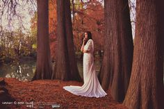 A bride  in the park, at sunset by Andrea Pollini on 500px