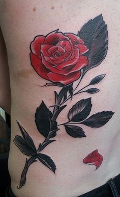 45 Best Rose Petals Tattoo Images Pink Petals Rose Flowers Rose