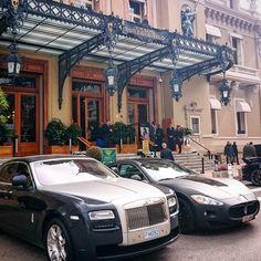 #Casino #casino#montecarlo#Monaco#maserati#rollsroyce by alecia13100 from #Montecarlo #Monaco