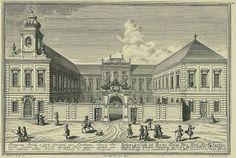 Harrach Palace, Vienna Austria