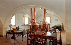Zámek a zámecký pivovar Chyše - Zámecký pivovar