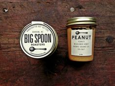Big Spoon Roasters Peanut Butter