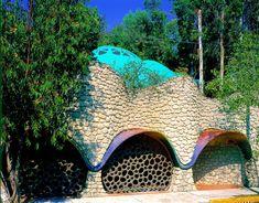 javier senosiain | Eclectitude: Flower House by Javier Senosiain, Architect