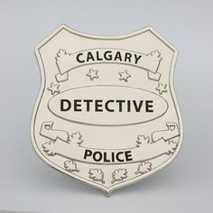 @ultimatepromotions posted to Instagram: This vintage insignia is from the historic past of the #CalgaryPolice. This badge was created using our #nickel electroplating and #hard enamel process. As you can tell this badge design has stood the test of time.  #policebadges #policebadecollector #custombadges Custom Ribbon, Custom Metal, Sports Day Medals, Calgary Police, Security Badge, Custom Awards, Custom Badges, Sports Awards, Pin Logo