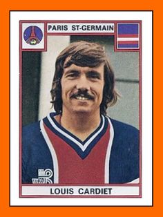 Old School Panini: PSG 1976, l'équipe de Just FONTAINE