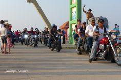 1ra Cruzada Biker Coatzacoalcos Veracruz  16 Mayo 2015