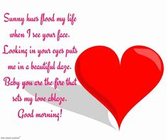 Are you searching for images for good morning motivation?Check out the post right here for perfect good morning motivation inspiration. These unique quotes will bring you joy. Good Morning Love Text, Cute Morning Quotes, Good Morning Husband, Romantic Good Morning Messages, Good Morning Handsome, Good Morning Funny, Good Morning Sunshine, Good Night Quotes, Gd Morning