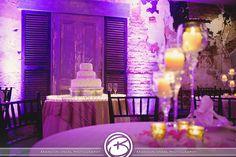 Reception at La Louisiane - Hotel Mazarin www.lalouisiane.com, www.hotelmazarin.com Credit: Brandon O'Neal Photography