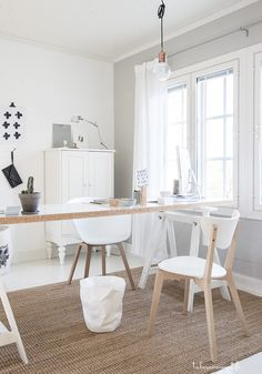 Nice 88 Stylish Scandinavian Home Office Ideas You Were Looking.