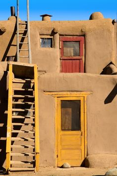 Taos New Mexico Pueblo  www.SeedingAbundance.com    Was here in 2007 - such a wonderful city. We had a great time visiting all the Pueblos
