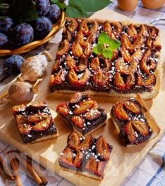 Hungarian Recipes, Hungarian Food, Poppy Cake, Waffles, Muffin, Food And Drink, Sweets, Breakfast, Comfortfood