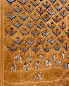 Guillotined B-52 bombers at the 'bone yard', Tuscon, Arizona, USA, 1994. | 22 Stunning Aerial Photos That Reveal A Beauty From Above