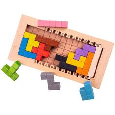 Buy Lock a Block from our Games and Puzzles Gifts Range at Bigjigs Toys. Award winning toys for every step of the way. Scrabble, Bingo, Fun Games, Games To Play, Block Puzzle Game, Tetris, Sudoku, Green Toys, Old Love