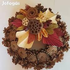Imagine similară Minden, Wreaths, Fall, Home Decor, Natal, Xmas, Autumn, Homemade Home Decor, Door Wreaths