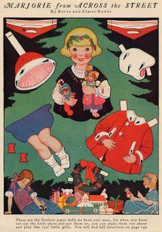 Dec. 1923 Good Housekeeping - Hader